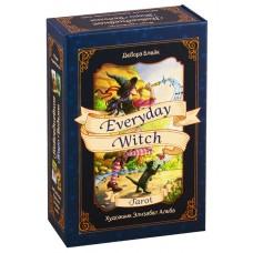Everyday Witch Tarot. Повседневное Таро ведьмы (78 карт и руководство в подарочном футляре